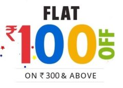 Ebay Loot- Rs.100 Flat Off On Your First Shopping(On Everything)