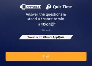 (All Answers) Amazon 10.orE Quiz - Answer & Win 10 Or E Phone