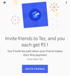 Google Pay Refer & Earn [32ew3l] - Upto ₹10000/Refer, Earn Upto ₹9000