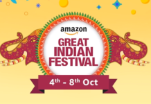 (Live) Amazon Great Indian Sale : Products Upto 80% Off(Oct:4-8)
