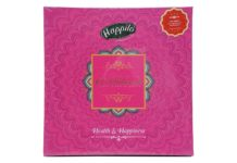 (Diwali Gift) Buy Happilo Dry Fruits Gift Box & Get Rs.400 BMS Voucher