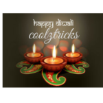 Happy Diwali to all From coolzTricks (+Giveaway)