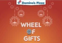 Domino's Spin & win - Play and Win Exciting Offer Vouchers