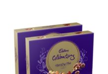 (Super Deal) Amazon Cadbury Rich Dry Fruit Collection, 120g (Pack of 2) In Just Rs.275(Worth Rs.550)