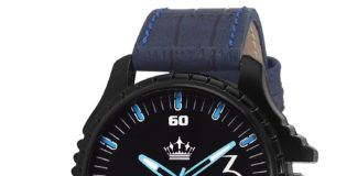 (Crazy Deal)Amazon LimeStone Casino Fox Analog Watch in just Rs.199(Worth Rs.1799)