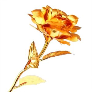 (Best 4 Gift) Flipkart Homesogood Gold Rose With Gift Box In Just Rs.99