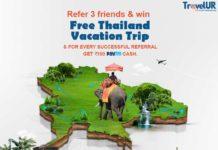 TravelUR Refer & Earn