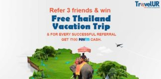 TravelUR Refer & Earn