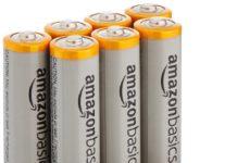(★Deal)AmazonBasics AAA Alkaline Batteries (8-Pack) In ₹199(Worth ₹345)