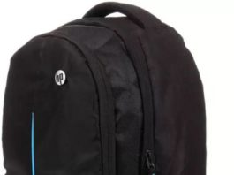 (Super Deal) Flipkart HP Expandable 15.6 inch Laptop Backpack in ₹300(Worth ₹1108)