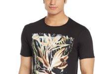 Amazon - Buy Fort Collins Men's T-Shirt in just Rs 135