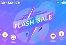 (Big) Niki App Flash Sale- Huge Discount On Recharge,Bus,Hotels,Electricity