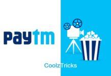 Paytm Movie Offer - Get 50 % Cashback Upto Rs.150 On Movie (Cinepolis)