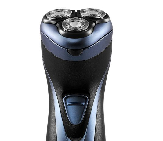(Super Deal) POVOS Rotary Shaver Duck Blue In Just ₹306(Worth ₹1199)