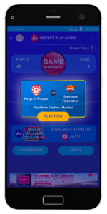 Jio Cricket Play Along Invite Code ,How to Play ,Prizes ,Redeem ,Tricks