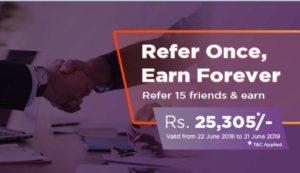 SharkID App- Refer Once & Earn Forever Offer | Earn Upto Rs.25000