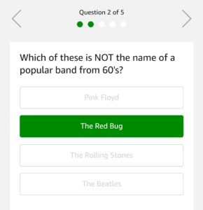 All Answers)Amazon World Music Day Quiz Answers - Free