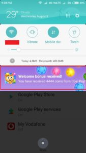 Loot) Coin Pop App - Refer & Earn 1$ PayPal Cash (Proof Added