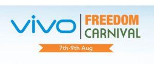 Vivo Freedom Sale- Vivo Nex , V9 In Just ₹1947 , HeadPhones In ₹72