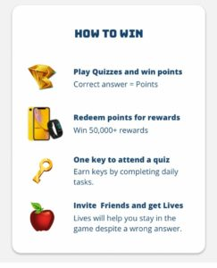 GOQii App India Health Quiz