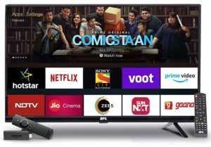 (Loot) BPL 32-inch LED TV with Amazon Fire Stick In Just Rs.8800