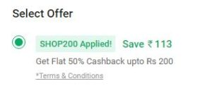 (New Code) PayTM mall 50% Cashback Code (Suggestions Added)
