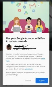 Google Duo Refer & Earn- Invite friends On Duo & Get Free Tez Scratch Cards
