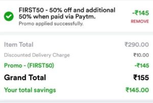 Zomato Food Loot - Get Food Worth Rs.350 In Just Rs.90
