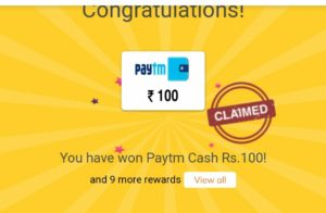(Proof) Crownit Survey- Free Rs.5/10/100 PayTM Cash Or Rush Ticket Instantly