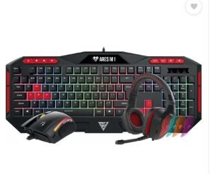 Gamdias Gaming Keyboard, Mouse & Headset Combo In Just Rs.1299(Worth Rs.6999)