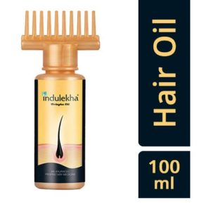 (Best) Indulekha Bhringa Hair Oil, 100ml In Just Rs.122(Worth Rs.160)