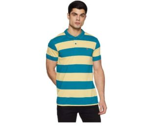 (🌟Super) Amazon Ruggers Men's Polo T-Shirts From Just ₹199 (80% Off)