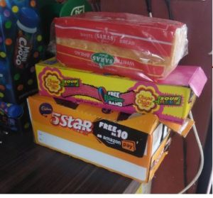 Free ₹10 Amazon Gift Voucher With Cadbury 5 Star