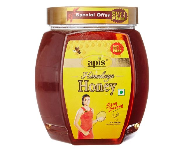 Apis Himalaya Honey, 2kg (Buy 1 Get 1 Free) In Just ₹281 | #1 Seller