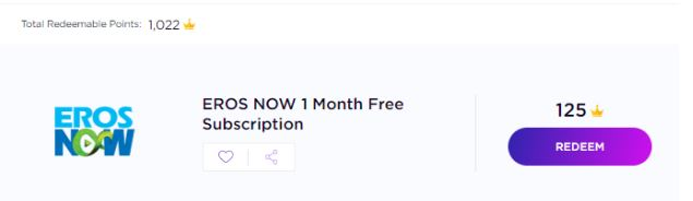 😲 Eros Now 1 Month Premium Subscription For Free | Watch Unlimited Movies
