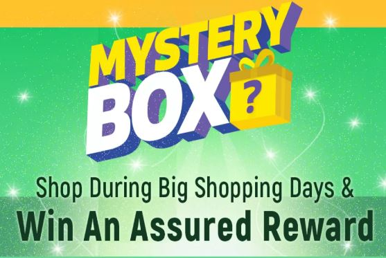 Flipkart Mystery Box Shop In This Flipkart Sale Win Iphone More
