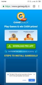 Gamegully pro apk