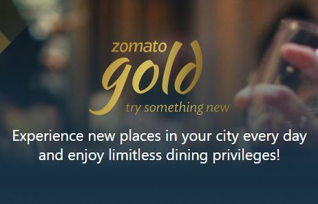 Sale Live) Get Zomato Gold Membership Of 1 Year @ Just ₹420