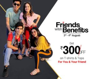 FBB Friends With Benefits Sale