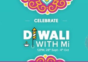 Mi Diwali Sale 2019