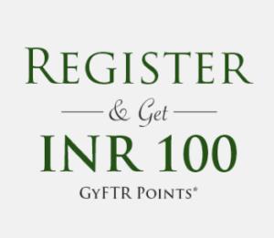 Gyftr Loot- Register & Get Free 100 GyFTR Points