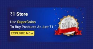 Free Flipkart Supercoins