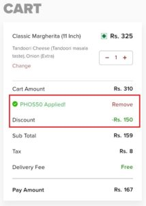 [Food Loot] OvenStory ₹300 Pizza @ just ₹50 Only | All Users