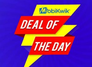 Mobikwik 10 cashback on 10 Recharge