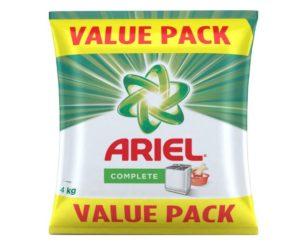 Ariel Washing Powder- 4kg