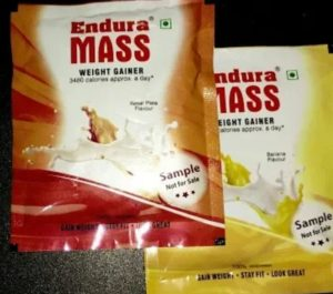 Endura Mass Weight Gainer Free Sample