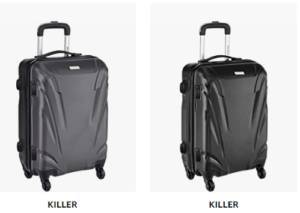 (🔥Hot) KILLER Hardsided Cabin Luggage Bags Flat 75% Off | Lowest