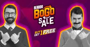 BEardo BOGO Sale