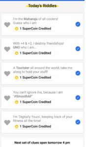 Flipkart Free Supercoin Loot