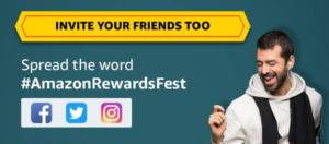 Amazon Reward Fest